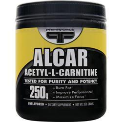 PRIMAFORCE Alcar - Acetyl L-Carnitine 250 grams