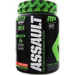 Muscle Pharm Assault Cherry Limeade 1.59 lbs