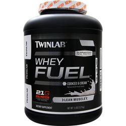 TwinLab Whey Fuel Cookies & Cream 5 lbs