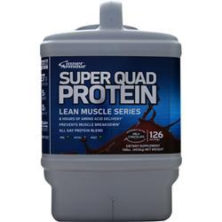 Inner Armour Super Quad Protein - Lean Muscle Series Milk Chocolate 10 lbs