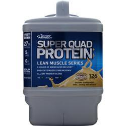 INNER ARMOUR Super Quad Protein - Lean Muscle Series Vanilla 10 lbs