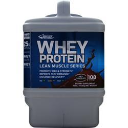 Inner Armour Whey Protein - Lean Muscle Series Milk Chocolate 10 lbs