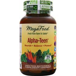Megafood Alpha-Teen 90 tabs