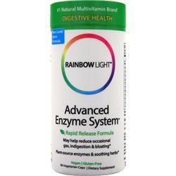 RAINBOW LIGHT Advanced Enzyme System 180 vcaps