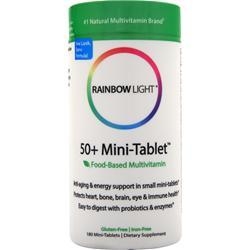 RAINBOW LIGHT 50plus Mini-Tab 180 tabs