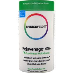 RAINBOW LIGHT RejuvenAge 40plus Multivitamin 120 tabs