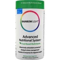 RAINBOW LIGHT Advanced Nutritional System 180 tabs