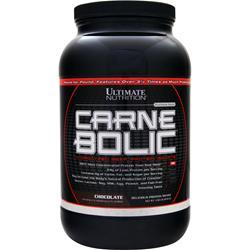 Ultimate Nutrition Carne Bolic - Hydrolized Beef Protein Isolate Chocolate 1.92 lbs