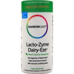 Rainbow Light Lacto-Zyme Dairy-Eze 90 vcaps
