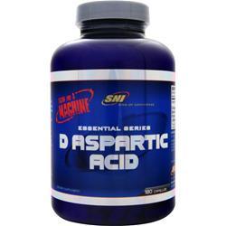 SNI D Aspartic Acid 180 caps