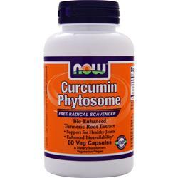 Now Curcumin Phytosome 60 vcaps