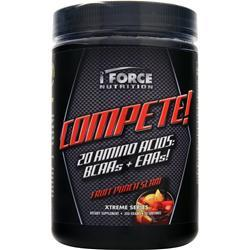 Iforce Compete! - Buy 2 get 1 Free Fruit Punch Slam 900 grams