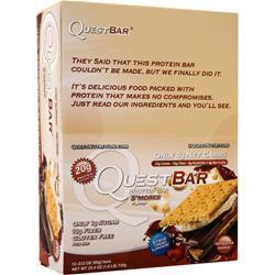 QUEST NUTRITION Quest Bar Cookies & Cream 12 bars