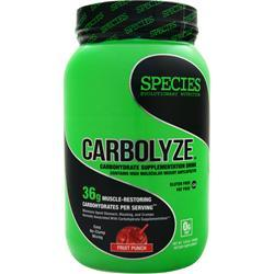 Species Carbolyze Fruit Punch 3.61 lbs