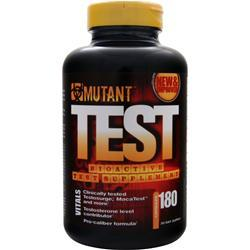 Fit Foods Mutant Test 180 caps