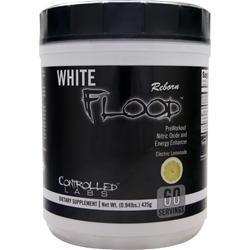 CONTROLLED LABS White Flood Reborn Electric Lemonade 425 grams