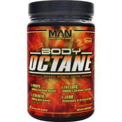 Man Sports Body Octane Strawberry-Mango 318 grams