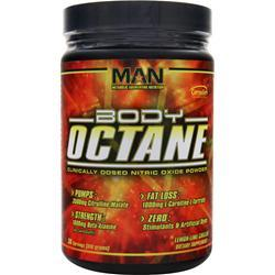 Man Sports Body Octane Lemon-Lime Chiller 318 grams