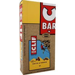 Clif Bar Clif Bar Nuts & Seeds 12 bars