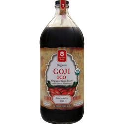 Genesis Today Organic Goji 100 Juice 32 fl.oz