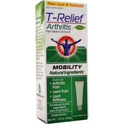 HEEL T-Relief (Arthritis) - Pain Relief Ointment 1.76 oz