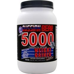 VITOL Russian Bear 5000 Weight Gainer Ice Cream Chocolate 4 lbs