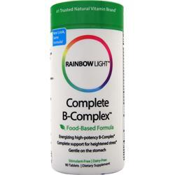 Rainbow Light Complete B-Complex 90 tabs