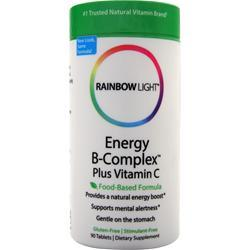 RAINBOW LIGHT Energy B-Complex 90 tabs