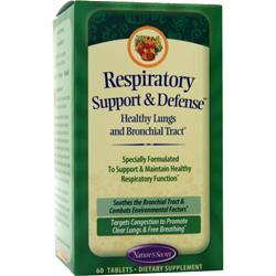 Nature's Secret Respiratory Support & Defense 60 tabs