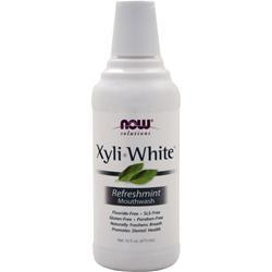 Now XyliWhite Mouthwash Refreshmint 16 fl.oz
