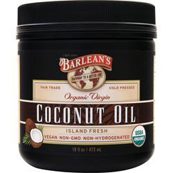 Barlean's Organic Virgin Coconut Oil 16 fl.oz