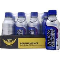 American Bodybuilding Maxx Recovery RTD Grape Frost 12 bttls