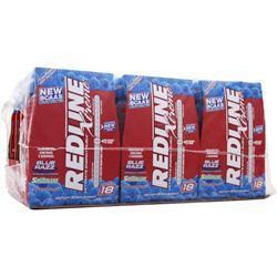 VPX Sports Redline Xtreme Energy Drink Blue Razz 24 bttls