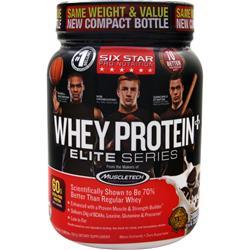 SIX STAR PRO NUTRITION Whey Protein Plus Elite Series Cookies & Cream 2 lbs