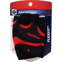 HARBINGER FlexFit Glove Black/Red (XL) 2 glove