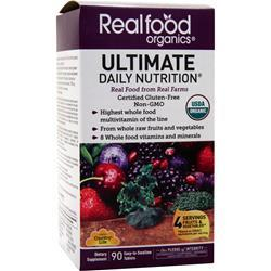 Country Life Real Food Organics - Ultimate Daily Nutrition 90 tabs