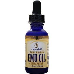 HERITAGE PRODUCTS Emu Gold - Emu Oil Ultra Active 1 fl.oz