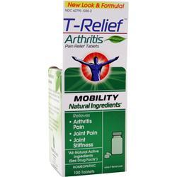 HEEL T-Relief (Arthritis) - Formerly Zeel 100 tabs