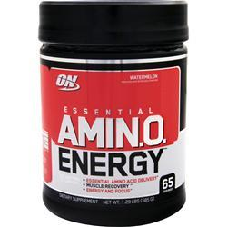 OPTIMUM NUTRITION Essential AMIN.O. Energy Watermelon 1.29 lbs