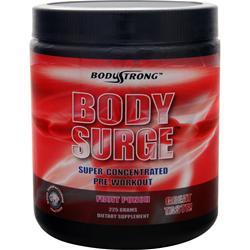 BODYSTRONG Body Surge - Super Concentrated Pre-Workout Fruit Punch 225 grams