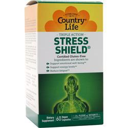Country Life Stress Shield 60 vcaps