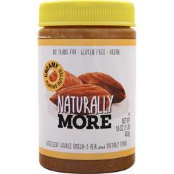 SNACLite Almond Naturally More Creamy 16 oz