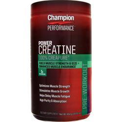 Champion Nutrition Power Creatine 1 lbs