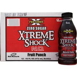 ANSI Xtreme Shock RTD (Pro-Series) Fruit Punch (16 fl oz) 12 bttls