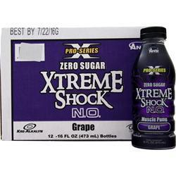 ANSI Xtreme Shock RTD (Pro-Series) Grape (16 fl oz) 12 bttls