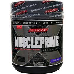 Allmax Nutrition Muscle Prime Core Factor Wild Grape 1.25 lbs