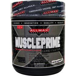 Allmax Nutrition Muscle Prime Core Factor White Raspberry 1.25 lbs