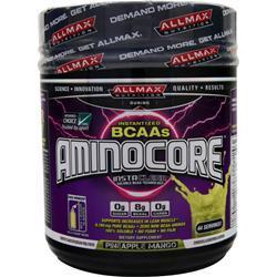 Allmax Nutrition Aminocore Powder Pineapple Mango 462 grams