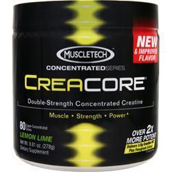 Muscletech Creacore - Concentrated Series Lemon Lime 9.81 oz