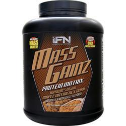 IFORCE Mass Gainz - Protein Matrix Chocolate Truffle 10 lbs